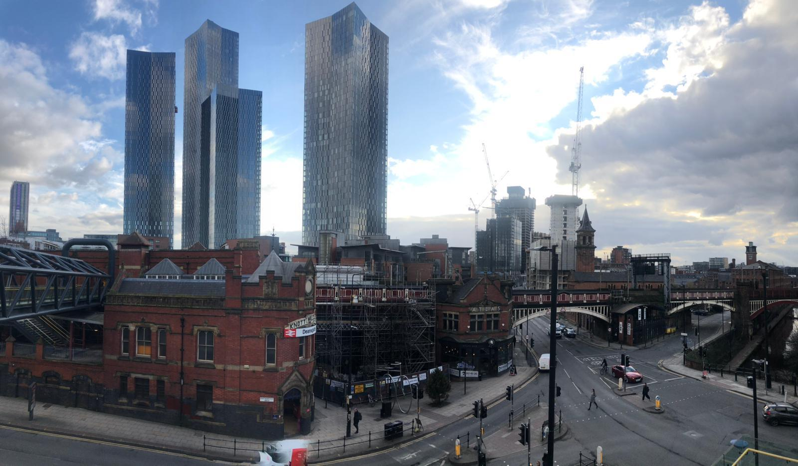 Deansgate Square South Tower, Manchester M15 4TW