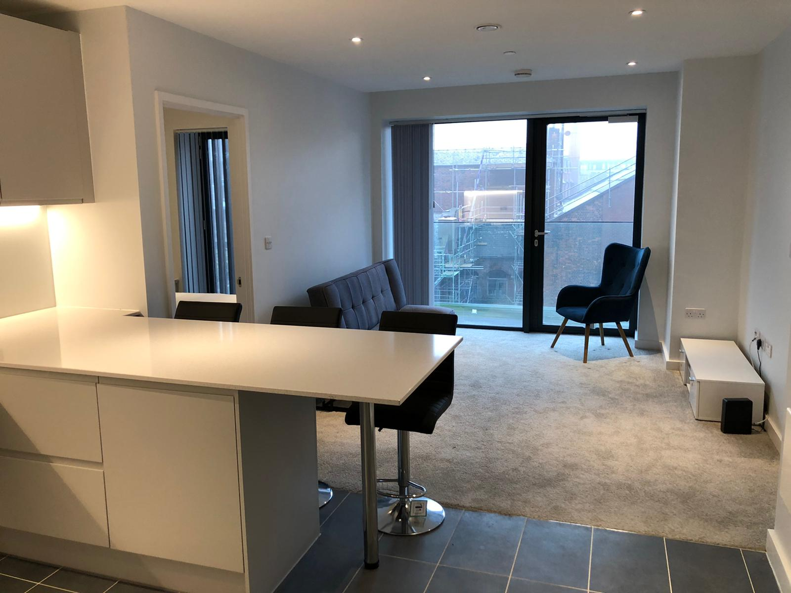 Two Bedroom Apartment at Local Blackfriars in Manchester M3