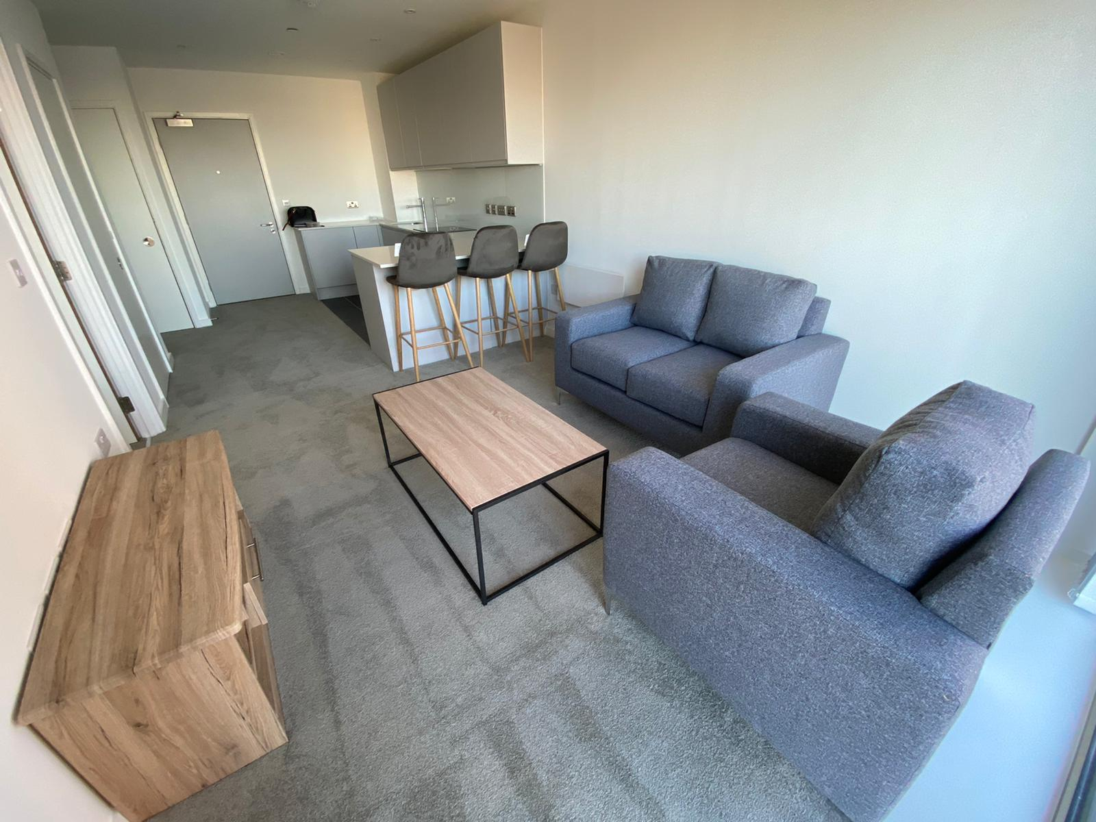 NEW HOME! One Bedroom Apartment at Crescent in Salford M5