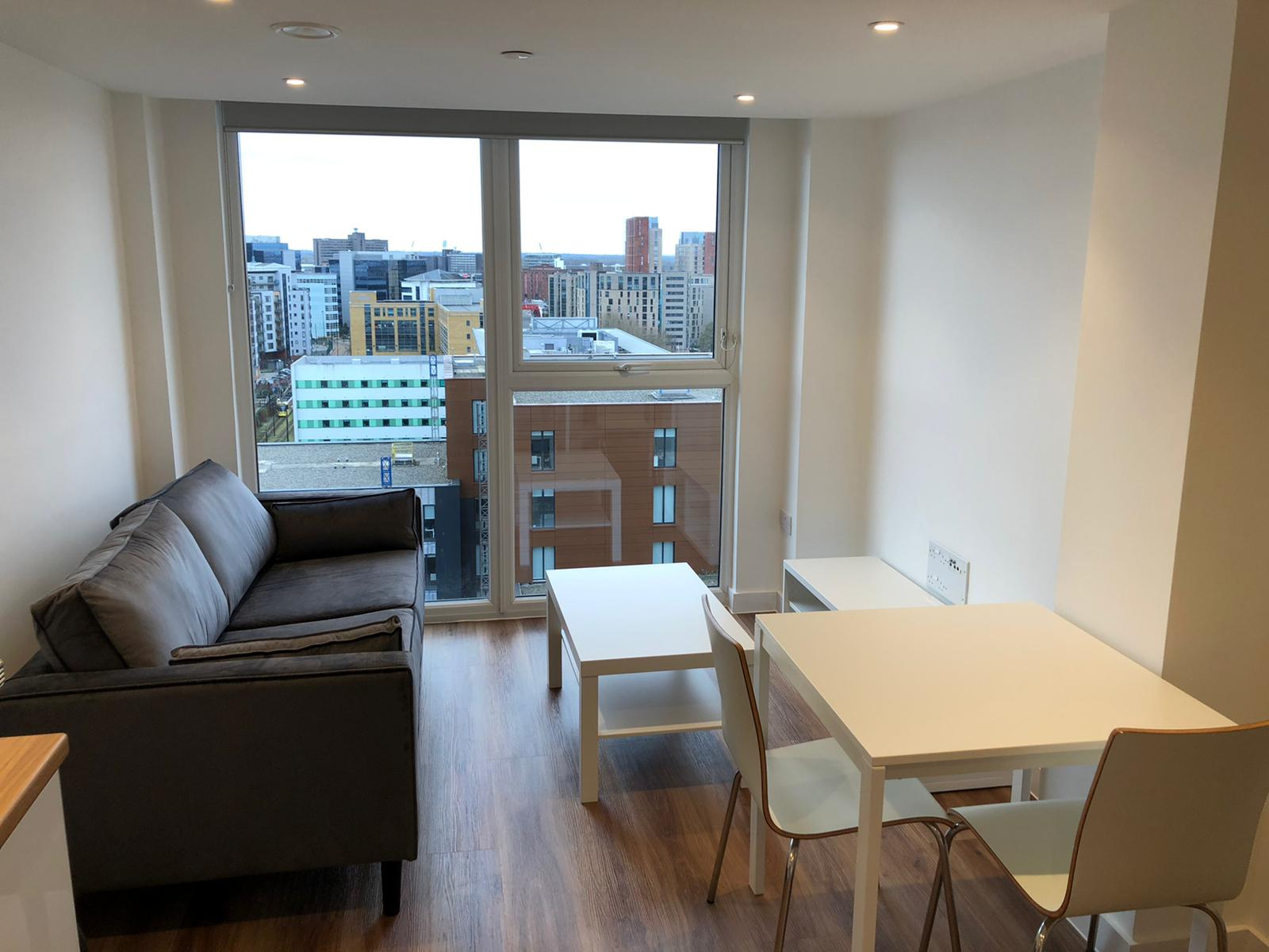 NEW HOME! One Bedroom Apartment at X1 Gateway in Salford Manchester M5