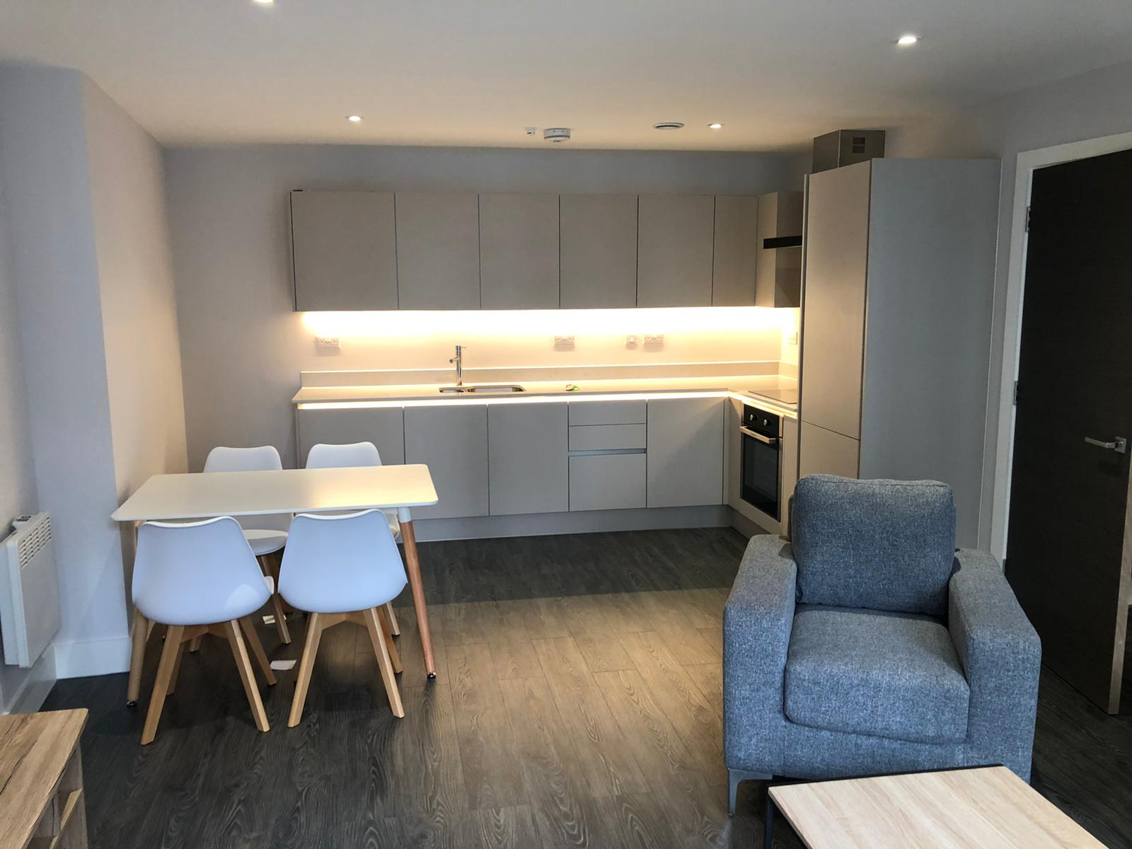 NEW HOME! Two Bedroom City Centre Apartment at The Hallmark in Manchester M4