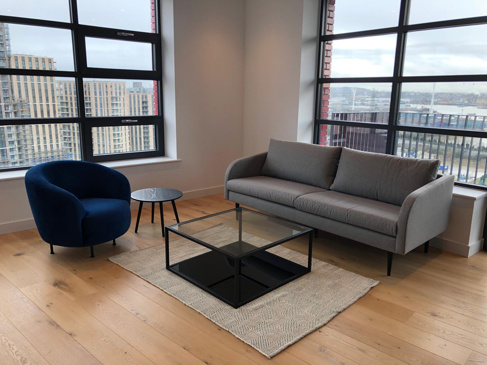 NEW HOME! Three Bedroom Apartment on 13th Floor at City Island in London E14