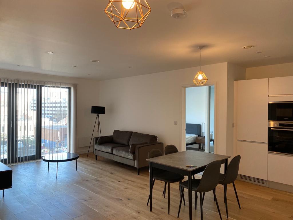BRAND NEW! Luxury Two Bedroom City Centre Apartment at The Axis in Birmingham B1