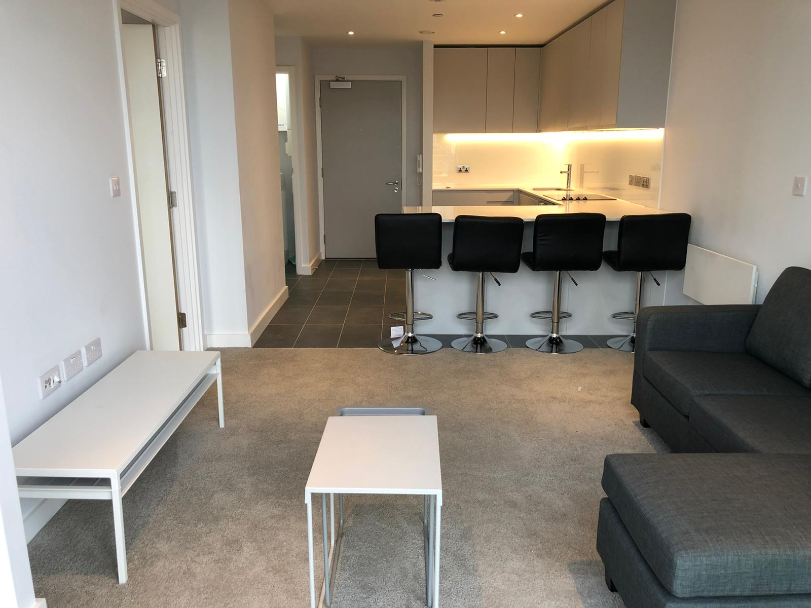 One Bedroom Apartment at Local Blackfriars in Salford Manchester M3