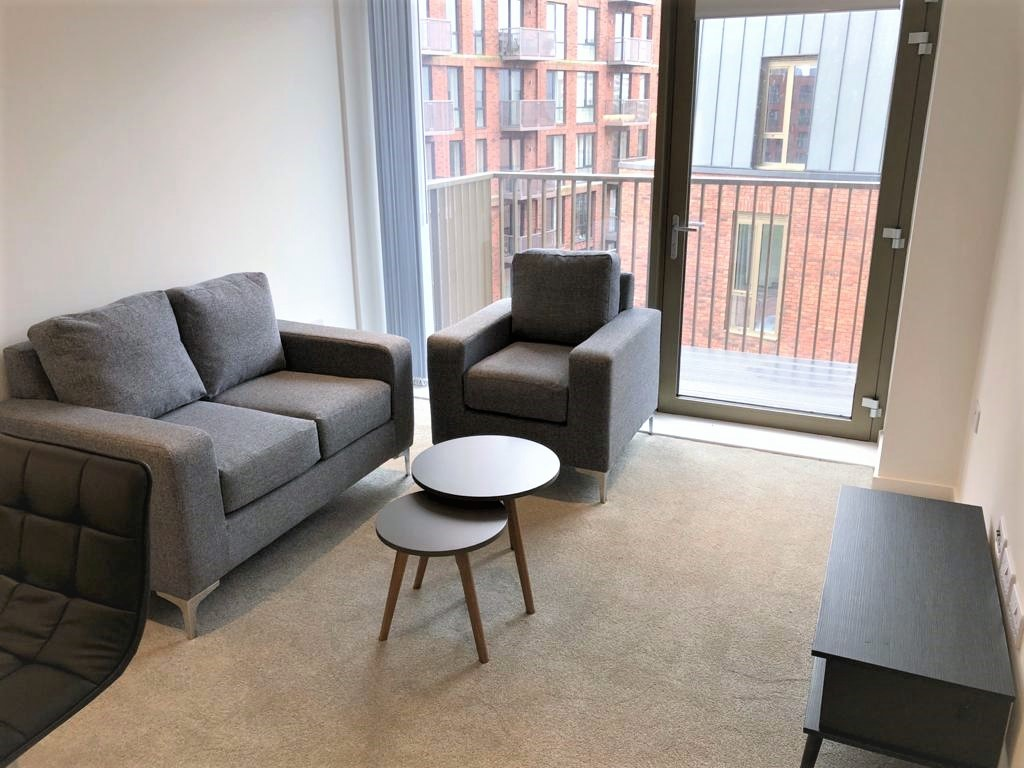 NEW HOME! One Bedroom Apartment at Local Crescent in Salford Manchester M5