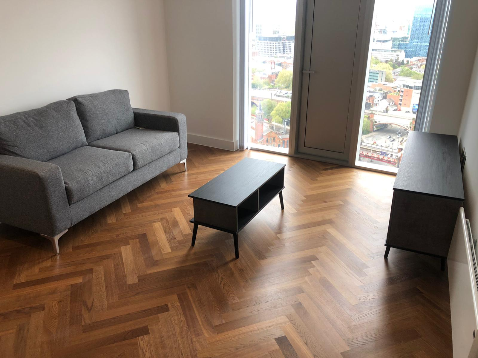 Two Bedroom Apartment at Deansgate Square East Tower in Manchester M15