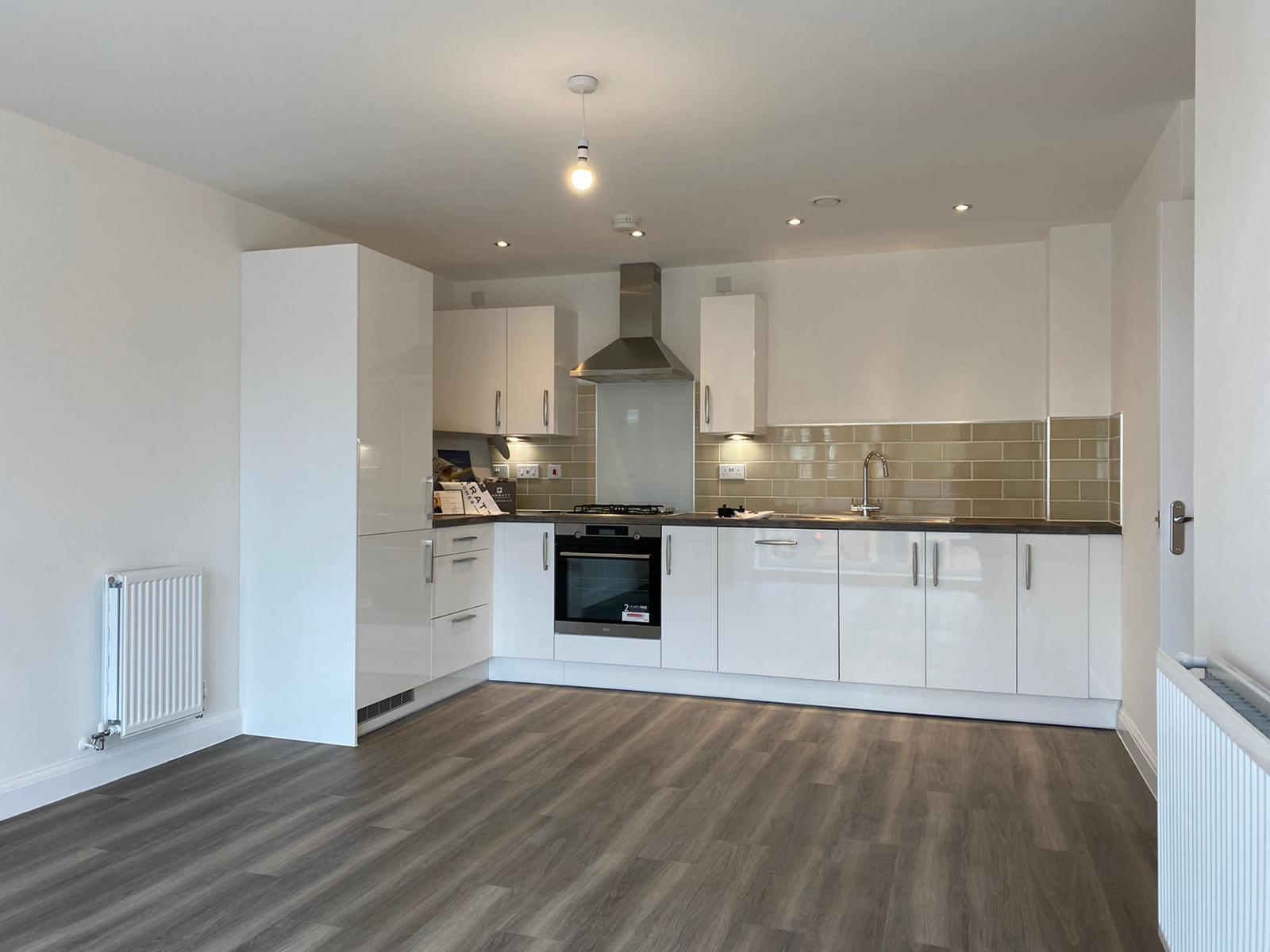 Two Bedroom Apartment for rent at Darwin House in Birmingham B5