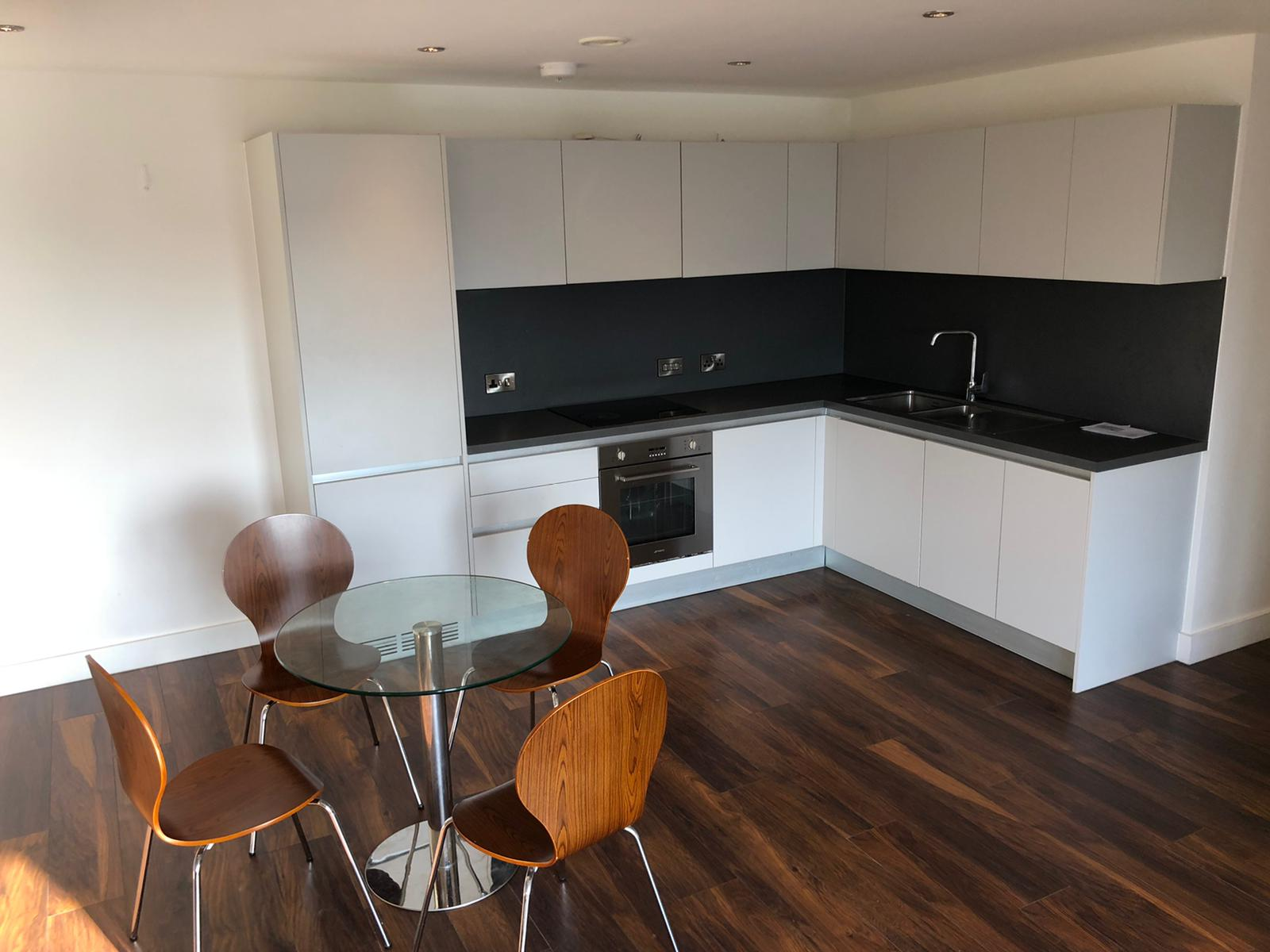 Two Bedroom Apartment at Wilburn Basin in Salford Manchester M5