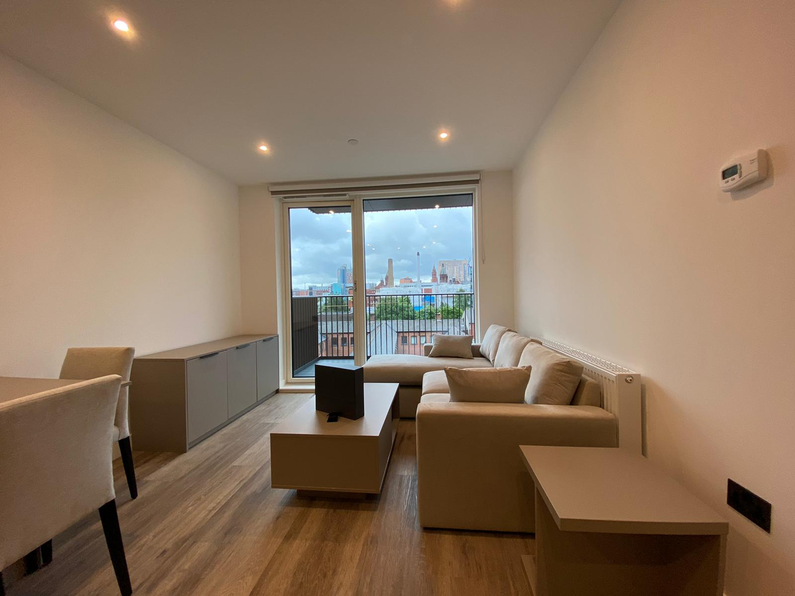 One Bedroom Apartment For Rent at Snowhill Wharf in Birmingham B4